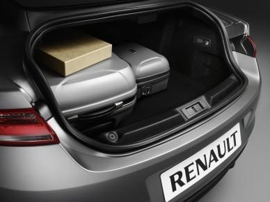 Вместимость багажника - 423 литра