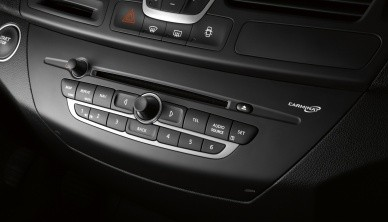 Laguna Coupe - первая модель Renault, оснащённая аудиосистемой Arkamys нового поколения