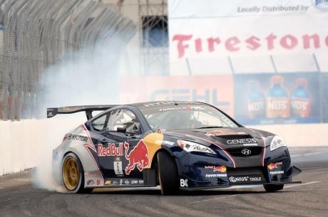 MR Red Bull Hyundai Genesis Coupe