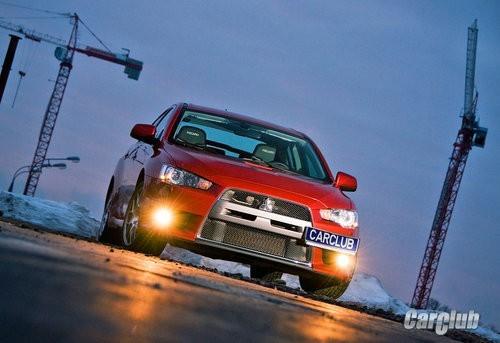 Lancer Evolution X Mitsubishi