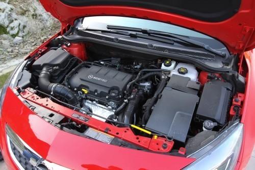 Opel astra все двигатели