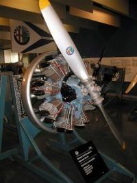 Авиадвигатель Alfa Romeo D2