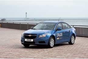 Chevrolet Cruze 1,8 л (141 л. с.) АКП