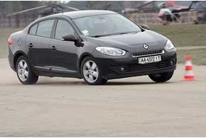 Renault Fluence 2,0 л (143 л. с.) CVT