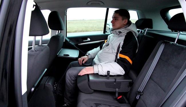 В длительных поездках пассажирам будет комфортно и поесть, и почитать, и поспать