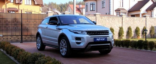 Инженеры Land Rover осмелились практически без изменений запустить концепт-кар в серию
