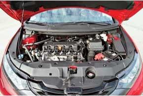 В Украине Honda Civic девятого поколения будет представлена только с 1,8-литровым бензиновым двигателем.