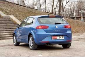 Отличить обновленный Seat Leon от выпускаемого с 2005 года с первого взгляда непросто. Хотя, если разобраться, изменились практически все внешние детали.