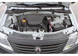 Бензиновый 1,6 литровый 90-сильный двигатель при покупке экономит 15980 грн., но в городе он потребует вдвое больше топлива, чем турбодизельный мотор.