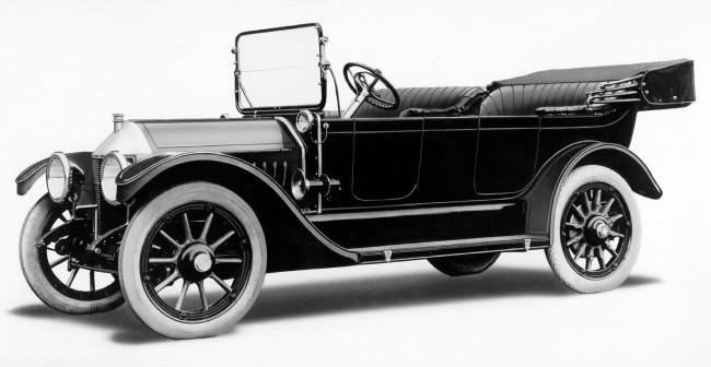 Classic Six - первая модель марки Chevrolet