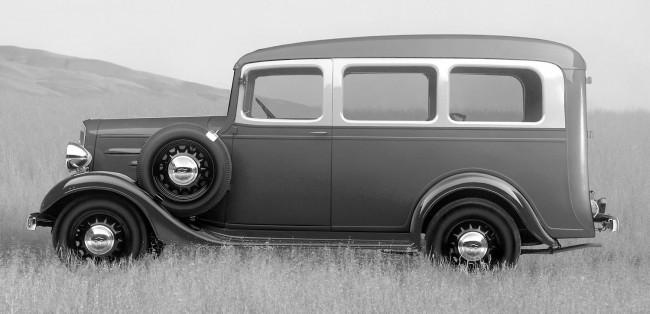 Chevrolet Carryall - Suburban