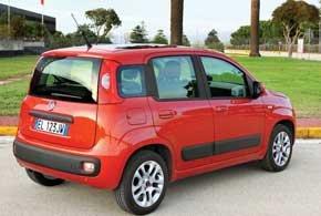 За 31 год существования модели выпущено 6,4 млн. машин. По подсчетам маркетологов Fiat, за это время владельцами Panda стали более 16 млн. человек.