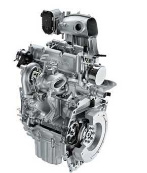 U-образный 2-цилиндровый мотор  большая редкость в современном автомобилестроении, но именно он является лучшим двигателем 2011 года.