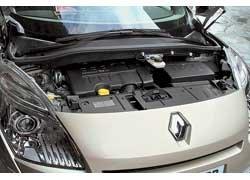 В гамме моторов три бензиновых (1,6 л/110 л. с., 1,4 л turbo/130 л. с. и 2,0 л/143 л. с.) и пять турбодизелей (1,5 л/110 л. с.2,0 л/160 л. с.).