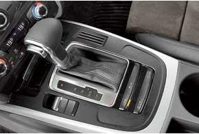Радиостанции я менял гораздо реже, чем режимы настроек Audi drive select. Вот он  регулятор настроения.