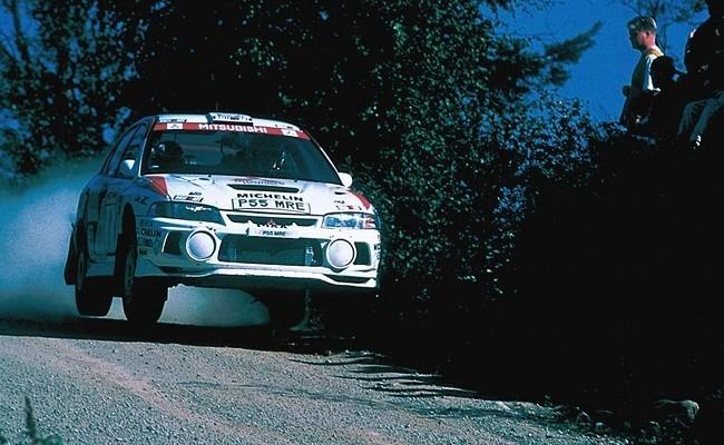 Mitsubishi Lancer Evolution IV Gr.A WRC (1997 - 1998)
