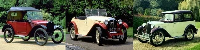 Austin 7 мог стать протопипом первого автомобиля Suzuki