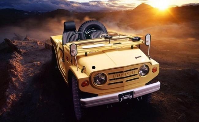 Suzuki Jimny (1970 - 1972)
