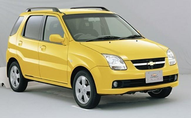 В начале 90-х Chevrolet Cruze был именно таким