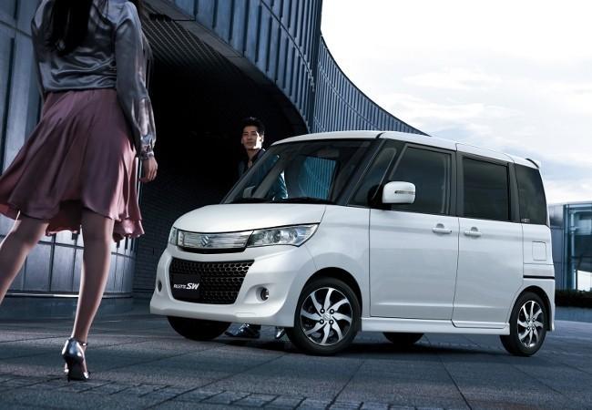Suzuki Palette SW