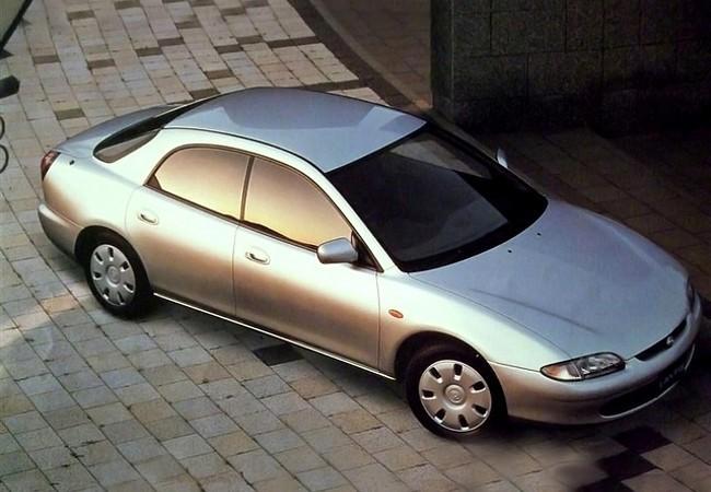 Mazda Lantis (323F)