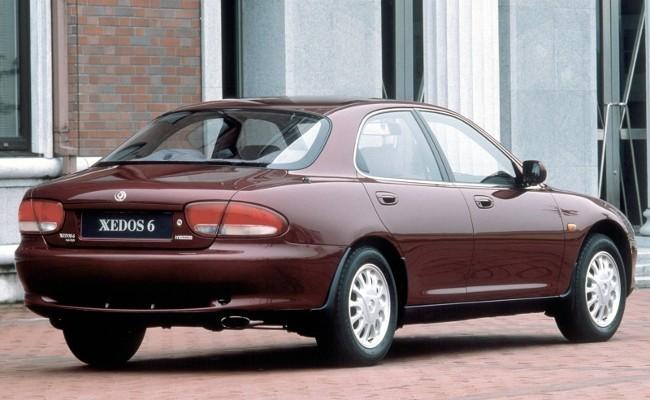 Mazda Eunos 500 (Xedos 6)