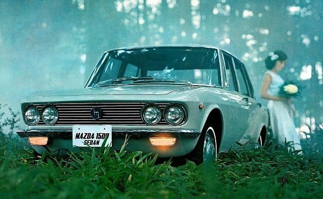 Mazda Luce Sedan