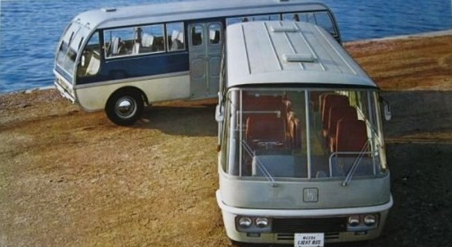 Mazda Light Bus