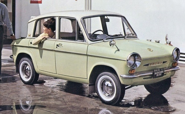 Mazda Carol 360 Deluxe