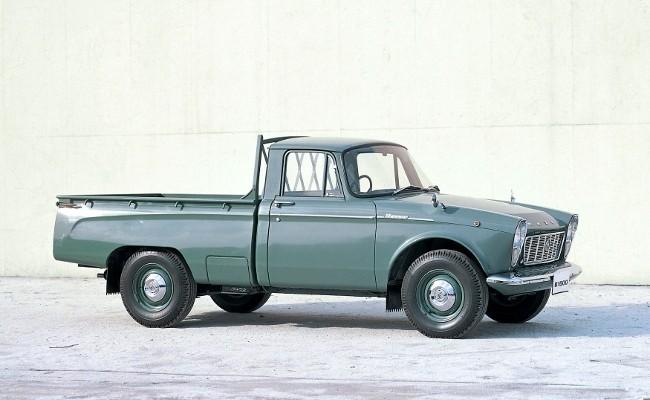 Mazda B1500