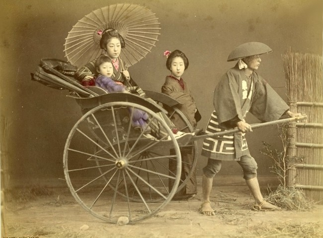 Япония претерпела коренные изменения в XIX веке