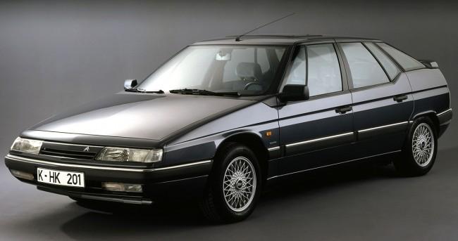 Citroen XM был высоко оценен за дизайн и ходовые качества