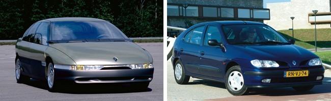 Renault Megane Concept через семь лет стал серийным автомобилем
