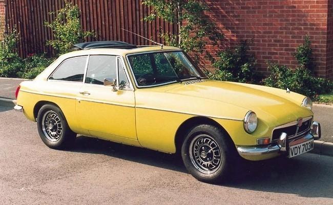 В 1970-х года интерес к автомобилям MG настолько упал, что возродить его не помогла даже GT-версия модели MG B с мотором V8