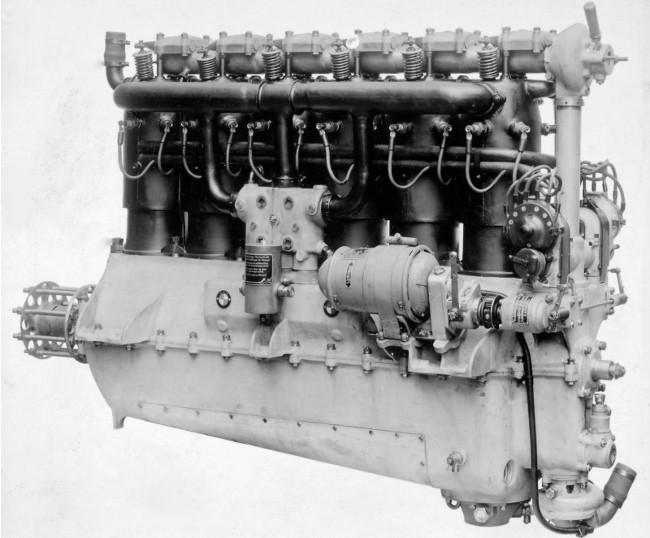 Авиадвигатель BMW IIIa (BMW IV)