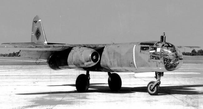 Ar-234 с реактивным двигателем