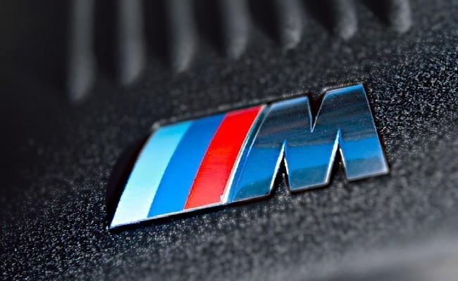 Фирменная спортивная эмблема BMW