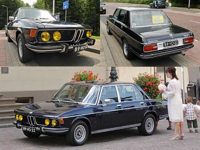 BMW 3-й серии 1975 год