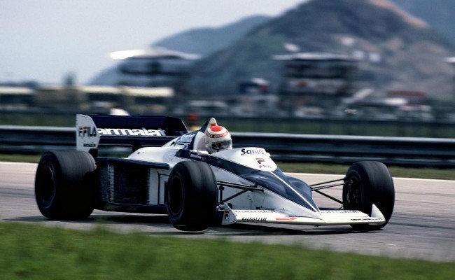 Нельсон Пике на Brabham BMW