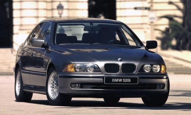 BMW 5- серия