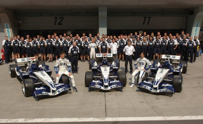 Williams-BMW F1
