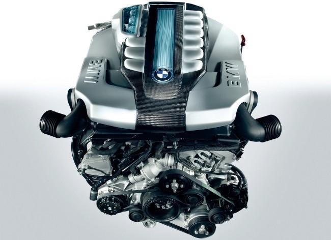 Двигатель BMW Hydrogen 7
