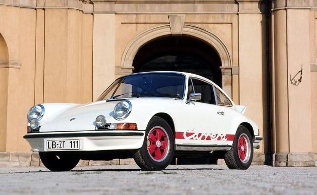 Создав линейку 911, компания Porsche навсегда вписала себя в историю