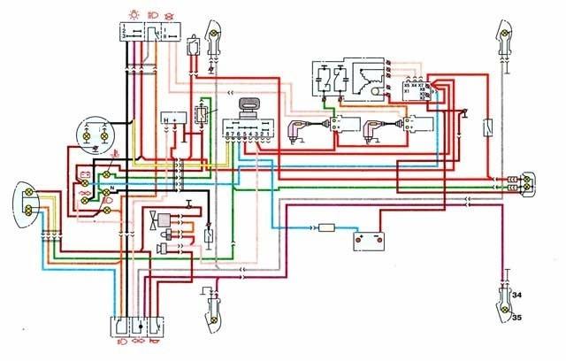 Схемы включения датчиков холла.