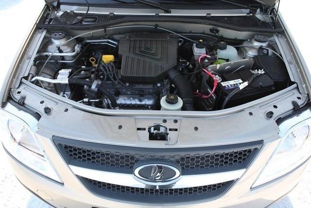 Какой двигатель стоит на ларгусе