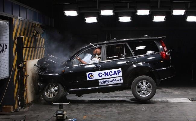 Краш-тест C-NCAP