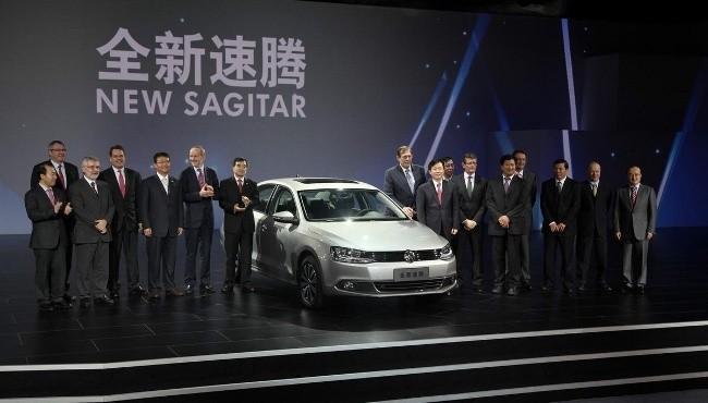 Сотрудничество FAW и Volkswagen принесло большую пользу обеим компаниям