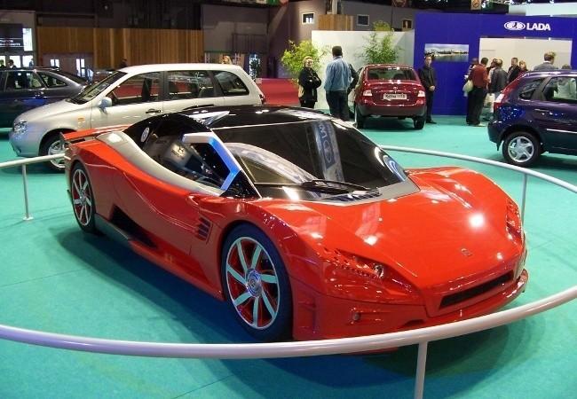 Lada Revolution III - революционная новинка от АвтоВАЗа