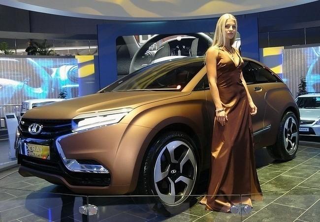 Lada X-RAY - будущее Российского автопрома