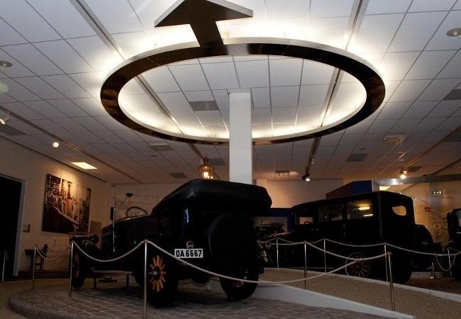 Эмблема Volvo с символом Марса - общеизвестный символ силы и выносливости - является логотипом бренда с 1927 года, когда с конвейера сошел первый автомобиль Volvo